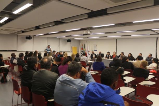 Moradores pedem mais segurança em Taboão da Serra.