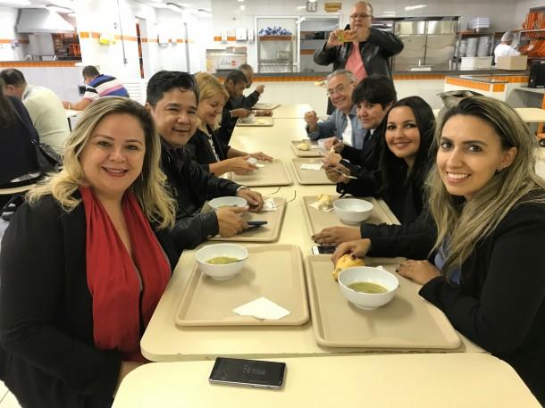 Festival de Sopas por apenas R$ 1 no Bom Prato de Taboão acontecerá até dia 2 de setembro das 17 até às 19 horas. (Foto: Divulgação)