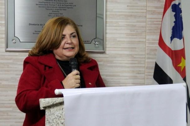 Advogada Maria Amélia Alencar concorre as eleições deste ano como 2ª suplente de senadora em São Paulo. (Foto: Divulgação)