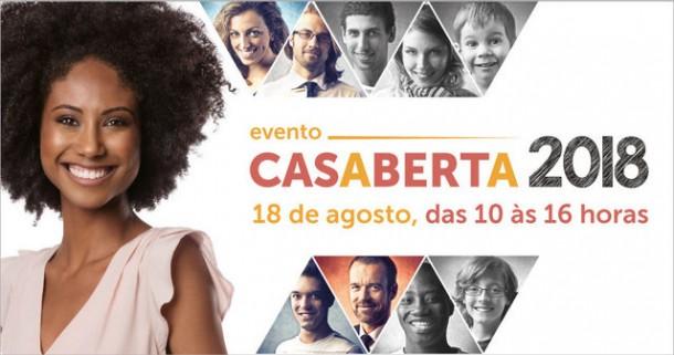 Banner Casa Aberta Senac