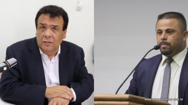 Desentendimento em gabinete do prefeito Fernando Fernandes faz Alex Bodinho anunciar que é da oposição a partir de agora.