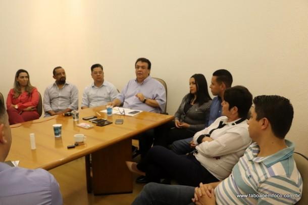 Para Fernandes, sua base na Câmara é composta por sete vereadores e chama BIH de oposição