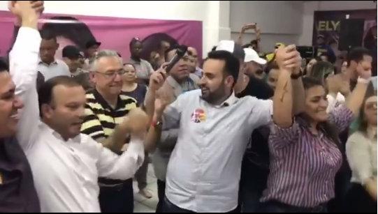 Ney Santos vai interferir para eleger presidente da Câmara e o próximo prefeito de Taboão da Serra. (Foto: Reprodução)