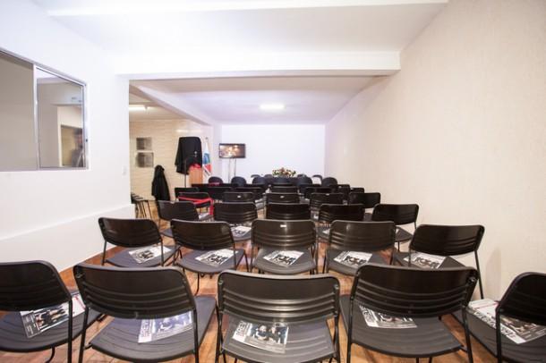 Sede da OAB de Taboão da Serra, que recebe palestras em celebração ao Setembro Amarelo. (Foto: Wladimir Raeder / Divulgação)
