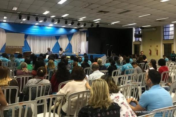 Evento no Cemur celebra o Dia Nacional de Luta das Pessoas com Deficiência.