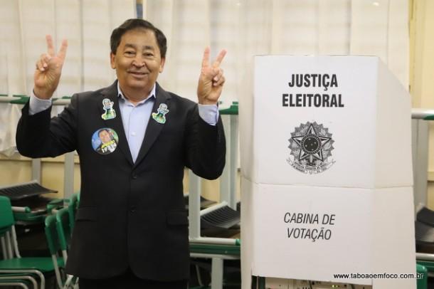 Aprígio é eleito deputado estadual pela primeira vez.