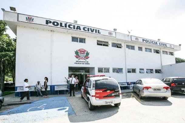 Caso está sendo investigado pela Polícia Civil de Embu das Artes. (Foto: Click Regional)