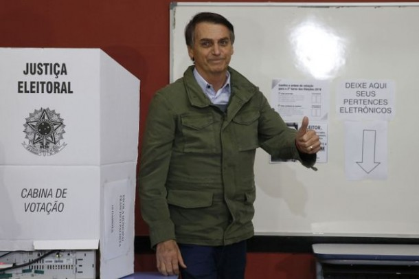 Jair Bolsonaro é no novo presidente do Brasil e toma posse em 2019. (Foto: Tânia Regô / Agência Brasil)