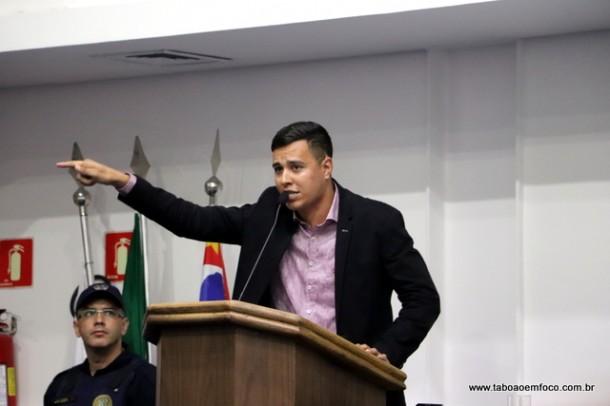 Johnatan Noventa faz críticas, mas evita citar Ney Santos.