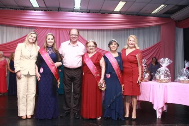 Final do concurso Miss Melhor Idade aconteceu em 5 de outubro, no Cemur. (Foto: Ricardo Vaz / PMTS)