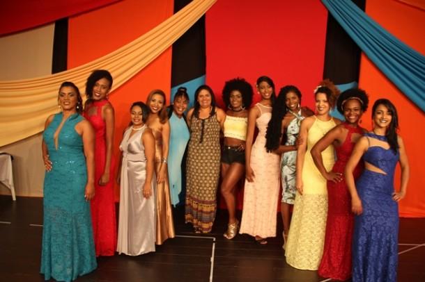 Nova Miss Beleza Negra será eleita no dia 19 em evento no Cemur. (Foto: PMTS)