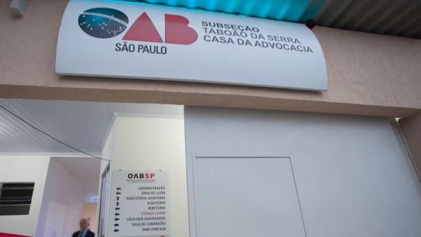 Fachada OAB