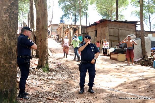Reintegracao de posse no Parque Laguna (11)