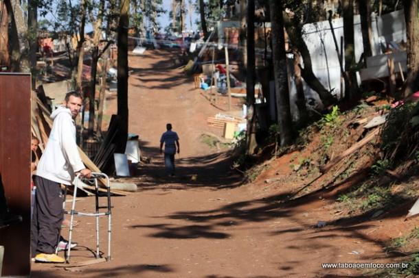 Reintegracao de posse no Parque Laguna (2)