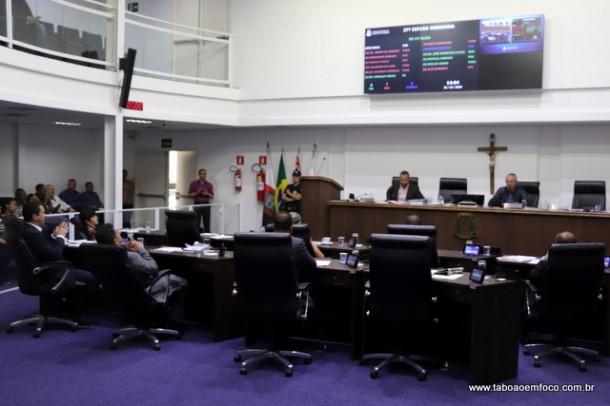 Contas da Prefeitura de Taboão da Serra dos anos de 2014 a 2016 foram retiradas da pauta e devem ser apreciadas apenas em 2019.