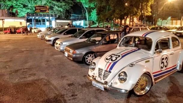 Arena Multiuso em Taboão da Serra será palco de encontro de carros no domingo (9). (Foto: @garagestyleclub)