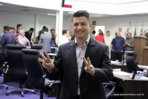 -Marcos Paulo será presidente da Câmara de Taboão da Serra no biênio 2019-2020.