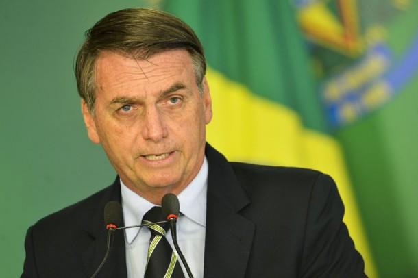 Bolsonaro amplia regras para a posse de armas no país. (Foto: Marcelo Camargo / Agência Brasil)