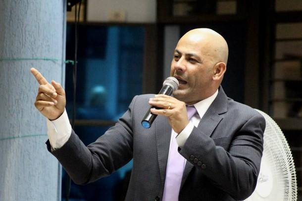 Celso Pereira é o novo diretor geral da Câmara Municipal de Taboão da Serra. (Foto: Reprodução)