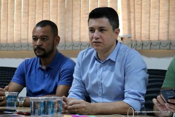 Marcos Paulo diz os motivos que levaram o BIH a votar contra o orçamento de 2019 da Prefeitura de Taboão da Serra.