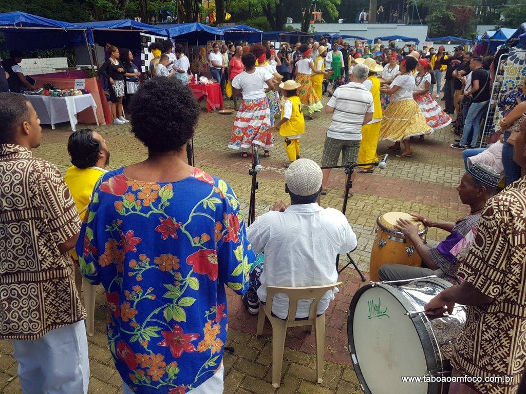 Consciência Negra: semana tem programação cultural em Taboão da Serra