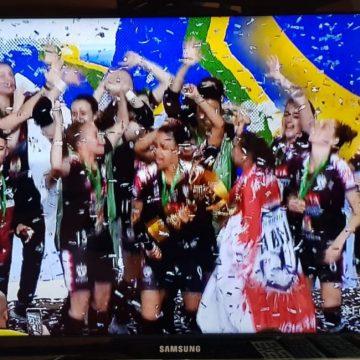 Futsal Feminino Taboão da Serra é campeã da Copa do Brasil após vencer Leoas por 4 a 2