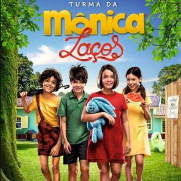 Sesc Campo Limpo promove sessão de cinema gratuita com filme Turma da Mônica: Laços