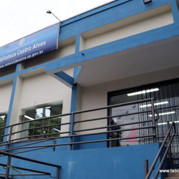 Biblioteca Municipal de Taboão da Serra é reaberta e conta com acervo de 30 mil livros