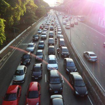 Rodízio de veículos em São Paulo é liberado nesta quarta (20)