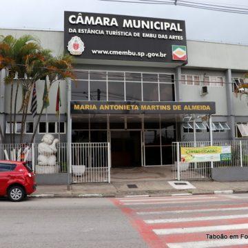 Câmara de Embu das Artes abre concurso público com salários de até R$ 8,2 mil